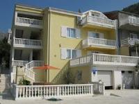 Apartments Villa Novak - Apartment mit 1 Schlafzimmer und Balkon - Ferienwohnung Slano