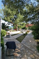 Apartments Ana - Family Two-Bedroom Apartment with Terrace - apartman s pogledom na more pag