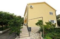 Apartments Marinko - Apartman s 1 spavaćom sobom s pogledom na more - Seget Donji Apartman u kući
