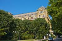 Guest House Hotel Riviera - Dvokrevetna soba s bračnim krevetom ili s 2 odvojena kreveta - Splitska