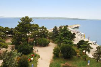 Hotel International - Superior Twin Room with Sea View and Balcony - Rooms Crikvenica