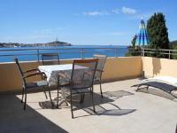 Stella Mare Apartments - Appartement 1 Chambre avec Balcon et Vue sur Mer - Rovinj