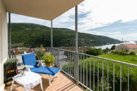 Apartment Tomy - One-Bedroom Apartment with Balcony and Sea View - Mokosica