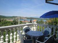 Apartment Kutlesa - Apartman s 1 spavaćom sobom s balkonom i pogledom na more - Soline