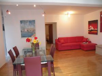 Villa Rosa - Two-Bedroom Apartment with Terrace - dubrovnik apartment old city