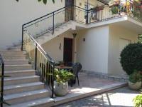 Guest house Marcel - Dvokrevetna soba s bračnim krevetom i balkonom s pogledom na more - Sobe Lovran