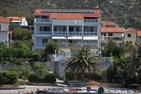 Apartments and Rooms Vinko - Dvokrevetna soba s bračnim krevetom i balkonom s pogledom na more - Sobe Rab
