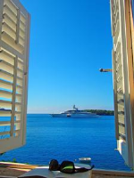 Guest House Adriatic Pearl - Trokrevetna soba s pogledom na more (3-4 odrasle osobe) - Lozica