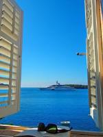Guest House Adriatic Pearl - Dreibettzimmer mit Meerblick (3-4 Erwachsene) - Zimmer Cervar Porat