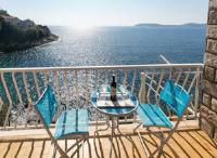 Apartments Neve - Apartman s 2 spavaće sobe s balkonom i pogledom na more - Sobe Poljana