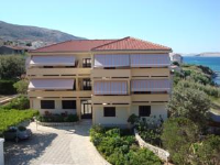 Rooms Villa Andreja - Double Room with Balcony - Rooms Pag