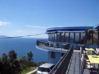 Hotel Flanona - Dvokrevetna soba s bračnim krevetom i balkonom s pogledom na more - Sobe Zecevo Rogoznicko