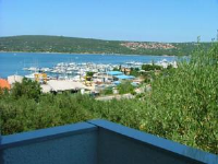 Apartment Drena (B) 0Punat - One-Bedroom Apartment - Punat
