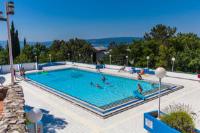 Ad Turres - Soba Superior s 2 odvojena kreveta s pogledom na more i balkonom - Sobe Crikvenica