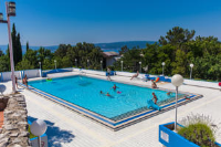 Ad Turres - Superior Twin Room with Sea View and Balcony - Rooms Crikvenica