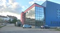 Hostel Češka Beseda - Chambre Triple avec Salle de Bains Commune - Vue sur Jardin - Rijeka