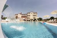 Villa Badi - Apartment mit 2 Schlafzimmern mit Balkon - Haus Banja