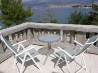 Studio Nedeljko - Studio s balkonom i pogledom na more - Silo