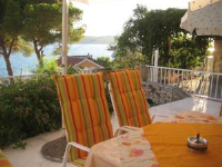 Apartments Ante - Two-Bedroom Apartment with Balcony and Sea View - Kaprije