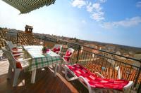 Guest House Macan - Dvokrevetna soba s bračnim krevetom s terasom - Bale