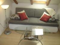 Apartments Benutic-Lalini - Apartman s 1 spavaćom sobom s balkonom - Apartmani Kastel Stari