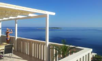 Apartment de Luxe Island Vis - One-Bedroom Apartment with Sea View - Apartments Vis