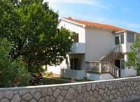 Apartment in Krk-Omisalj - Apartment mit 1 Schlafzimmer - Omisalj