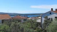 Kamenica Apartment - Appartement 1 Chambre avec Terrasse et Vue Partielle sur la Mer - appartements en croatie