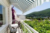 Guest House Rozić - Apartment mit 2 Schlafzimmern und Meerblick - Ferienwohnung Polje