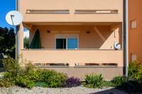 Apartment Mirjam - Apartman s 1 spavaćom sobom s balkonom - Kornic
