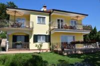Apartments Sandra - Apartment mit 1 Schlafzimmer, Balkon und Meerblick - Ferienwohnung Brsec