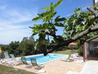 Apartments Villa Verde - Apartman s 1 spavaćom sobom s balkonom i pogledom na bazen - Sobe Potok