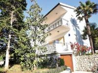 Apartment Dučić 254 - Apartman s 2 spavaće sobe s balkonom i pogledom na more - Pula