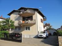 Apartments Kivi - Studio with Balcony and Sea View - Novigrad