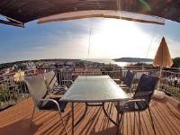 Apartments Zgrablic 148 - Appartement 3 Chambres avec Balcon et Vue sur la Mer - Pjescana Uvala