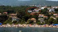 Pansion Salyna - Chambre Quadruple - Vue sur Mer - Chambres Icici