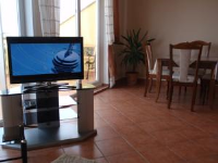 Apartments Salvore - Apartment mit 1 Schlafzimmer und Meerblick - Ferienwohnung Vrh