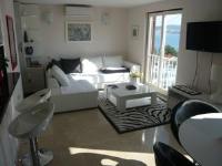 G&B Apartments - Appartement 1 Chambre avec Vue sur la Mer et Balcon - Appartements Seget Donji