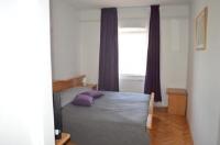 Guest House Kolarin - Dvokrevetna soba s bračnim krevetom s pogledom na more - Sobe Slano