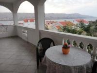 Apartments Edina - Studio mit Gartenblick - meerblick wohnungen pag