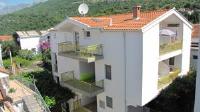 Apartments Primorac Podaca - Appartement 1 Chambre avec Balcon et Vue sur le Jardin - Maisons Sveti Anton