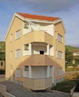 Apartment Stara Novalja - Apartment mit Balkon - Drage