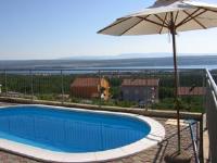 Apartment Jadranovo - Apartment mit Meerblick - Jadranovo