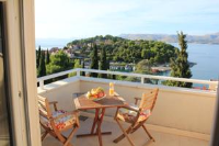 Apartments Marlais - Apartment with Sea View - Houses Stranici