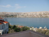 Apartments Marija - One-Bedroom Apartment with Terrace - Pag