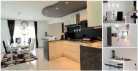 Apartments Ćosić - Apartman s 3 spavaće sobe s balkonom i pogledom na more - Apartmani Klenovica