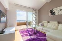Luxury Lovre - Deluxe dvokrevetna soba s bračnim krevetom ili s 2 odvojena kreveta i balkonom - Sobe Podstrana