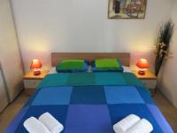Rooms in center of Split - Dvokrevetna soba Deluxe s bračnim krevetom - Sobe Jezera