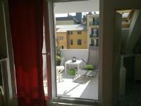 Apartment Ketty - Apartman s 1 spavaćom sobom s balkonom - apartmani split