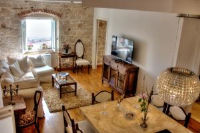 Imperial Luxury Apartment - Luxury Two-Bedroom Apartment with Sea View - apartments split